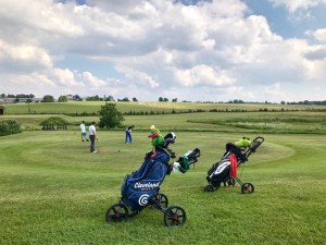 Golfklub Klášter Teplá - 9 jamkové hřiště