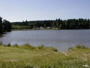 Rybník Betlém - Teplá, možnost koupání