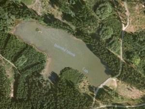 Šténský rybník, možnost koupání